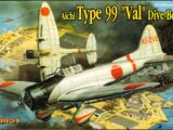 "Dragon Models 1/72 5045 Aichi Type 99 ""Val"""