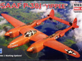 "Minicraft 1/144 14668 P-38J ""Yippee"""