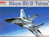 Tsukuda Hobby 1/144 J07 Mikoyan MiG-29 Fulcrum