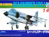 Crown 1/144 BAe Sea Harrier FRS.1