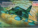 Minicraft 1/144 14419 McDonnell Douglas F-4E Phantom II