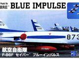 Doyusha 1/72 DXB-1 F-86F Sabre Blue Impulse