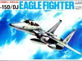 Hobbycraft 1/72 HC1305 McDonnell Douglas F-15D/DJ Eagle