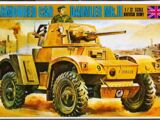 Science Treasury 1/72 06 Armoured Car Daimler Mk.II