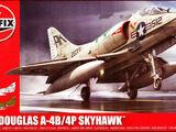 Airfix 1/72 A03029 Douglas A-4B/4P Skyhawk