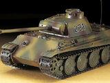 """Hasegawa 1/72 MT37 Pz.Kpfw V Panther ausf. G """"Steel Wheel Version"""""""