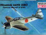 Minicraft 1/144 14416 Mitsubishi A6M2 Zero