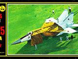 Minicraft/Hasegawa 1/72 130 MIG-25 Foxbat-A