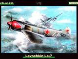 Eduard 1/72 7063 Lavochkin La-7
