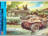 List of Hasegawa 1/72 military kits