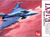 LS 1/144 1054 General Dynamics F-16XL