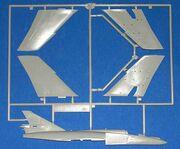 Academy kit 1602 sprue 1