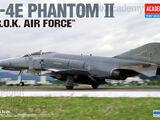 Academy 1/48 McDonnell Douglas F-4E Phantom II