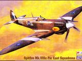 Mastercraft 1/72 F-05 Spitfire Mk.VIIIc Far East Squadrons