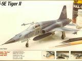 Testors/Italeri 1/72 679 Northrop F-5E Tiger II