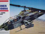 MRC 1/35 Bell AH-1W Super Cobra
