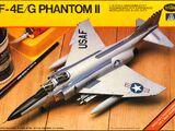 Testors/Italeri 1/72 687 F-4E/G Phantom II