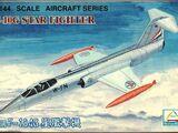 Mini Hobby Models 1/144 80413 F-104G Starfighter