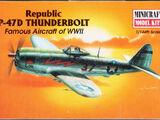 Minicraft 1/144 14413 Republic P-47D Thunderbolt