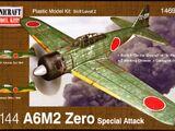 Minicraft 1/144 14691 A6M2 Zero Special Attack