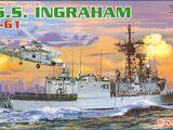 Dragon Models 1/700 7068 U.S.S. Ingraham FFG-61