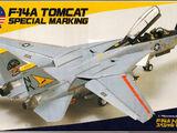 Fujimi 1/72 72175 F-14A Tomcat Special Marking