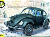 Military Wheels 1/72 7201 Volkswagen type 60