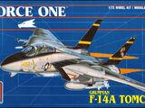 AMT/ERTL 1/72 8698 Grumman F-14A Tomcat
