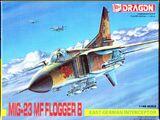Dragon Models 1/144 4507 MiG-23MF Flogger B