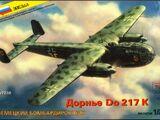Zvezda 1/72 7238 Dornier Do 217K