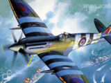 Academy 1/48 Supermarine Spitfire Mk.XIV