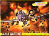 """Dragon Models 1/144 4548 A-10A Warthog """"74th TFS, 23rd TFW Flying Tiger"""""""