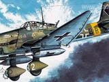 Academy 1/72 Junkers Ju 87G