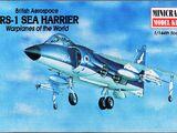 Minicraft 1/144 14425 British Aerospace FRS-1 Sea Harrier