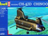 Revell/Germany 1/144 04459 Boeing CH-47D Chinook