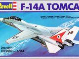 Revell/Germany 1/144 4004 F-14A Tomcat