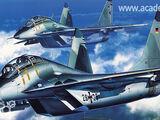 Academy 1/48 Mikoyan MiG-29UB