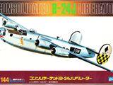 Crown 1/144 Consolidated B-24J Liberator