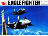 Hobbycraft 1/72 HC1304 McDonnell Douglas F-15C Eagle