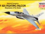 Minicraft 1/144 14424 General Dynamics F-16A Fighting Falcon