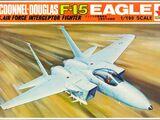 Sanshoh 1/100 S02 McDonnel-Douglas F-15 Eagle