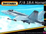 Matchbox 1/144 40058 F/A 18-A Hornet