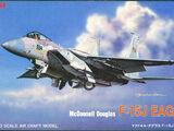 Tsukuda Hobby 1/100 JFS01 McDonnell Douglas F-15J Eagle