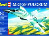 Revell/Germany 1/144 04085 MIG-29 Fulcrum A