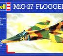 Revell/Germany 1/144 4077 MiG-27 Flogger D