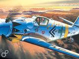 Academy 1/72 Messerschmitt Bf 109G