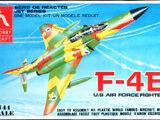 Hobbycraft 1/144 HC1106 McDonnell Douglas F-4E Phantom II