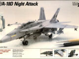 Testors/Italeri 1/72 662 F/A-18D Night Attack