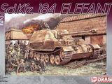 List of Dragon Models 1/72 military kits