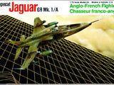 Hobbycraft 1/72 HC1308 SEPECAT Jaguar GR Mk.1/A
